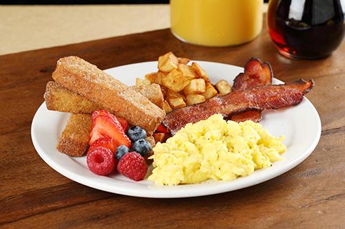 Boondocks - Breakfast Buffet