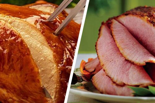 Boondocks - Turkey & Ham