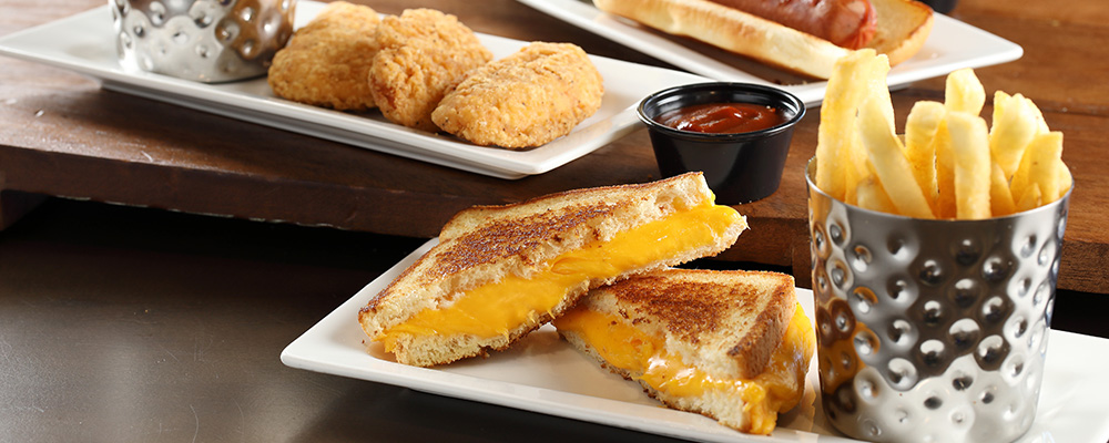 Boondocks - Grilled Cheese Sandwich
