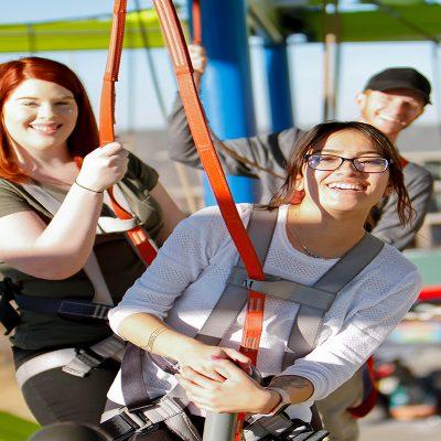 Boondocks - Teens On Ropes Course