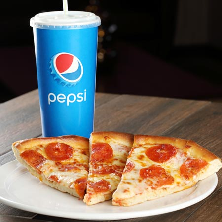 Group Pizza Meal Deluxe